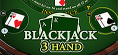 Blackjack (3 Hand)